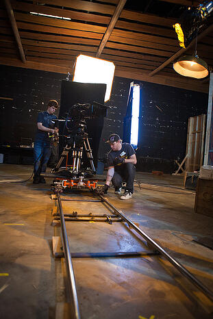 What is industry standard video production