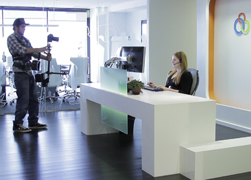 how to organize your business using corporate video production