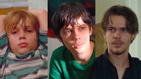The top five feature films of 2014 Boyhood