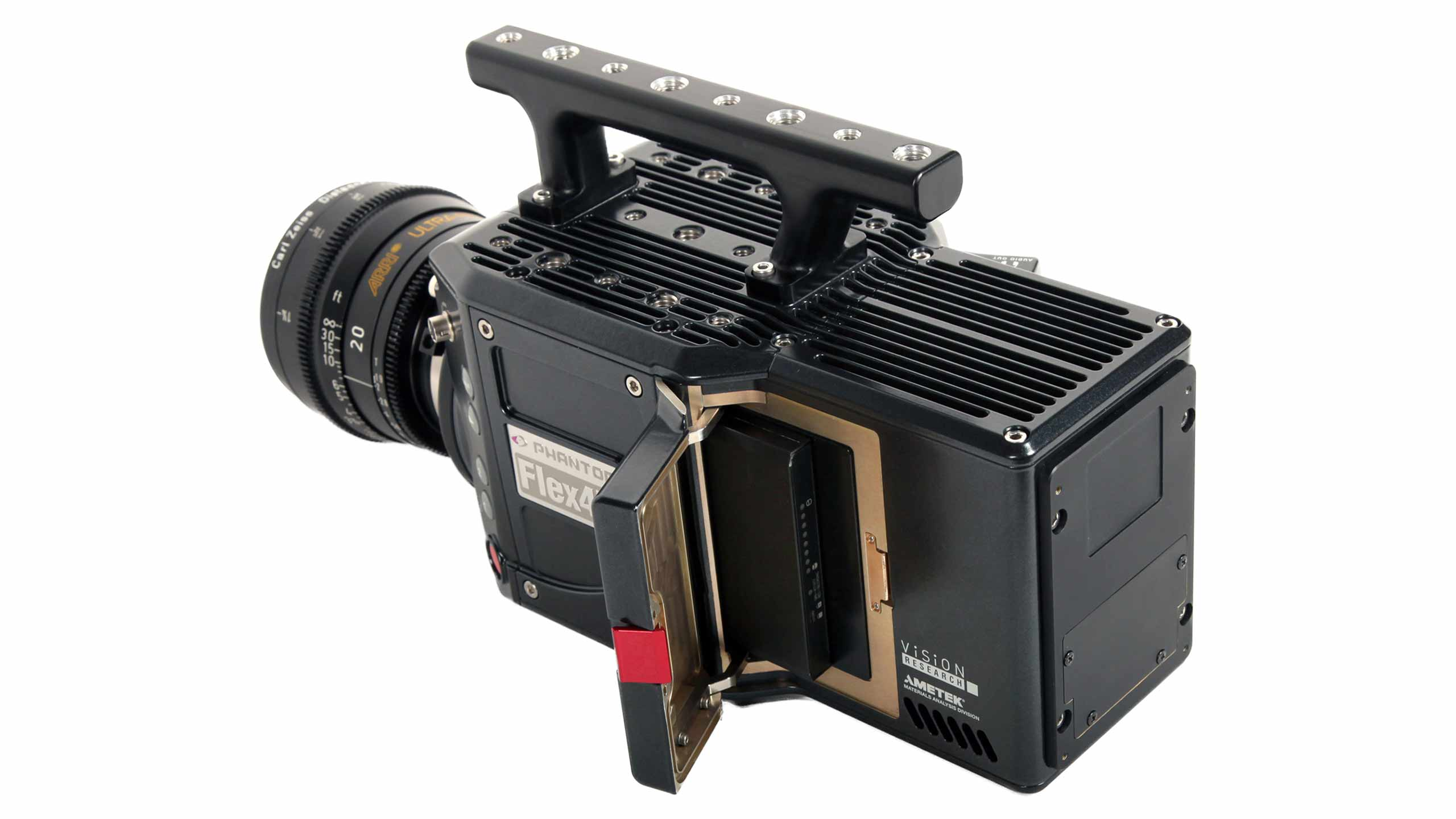 5 Things To Consider When Shooting With The Phantom Flex4K Camera
