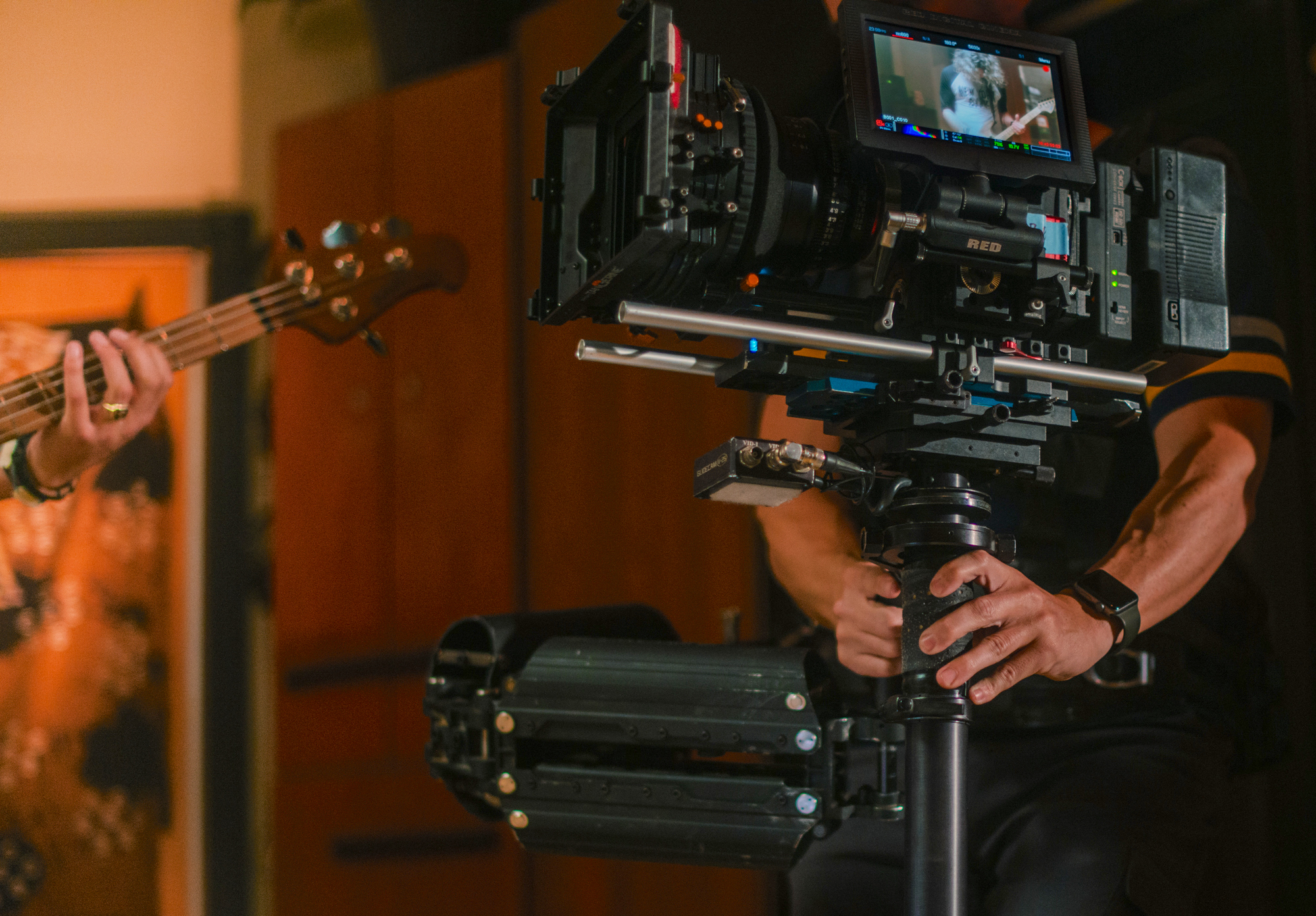 Top 3 digital cameras used in feature films today