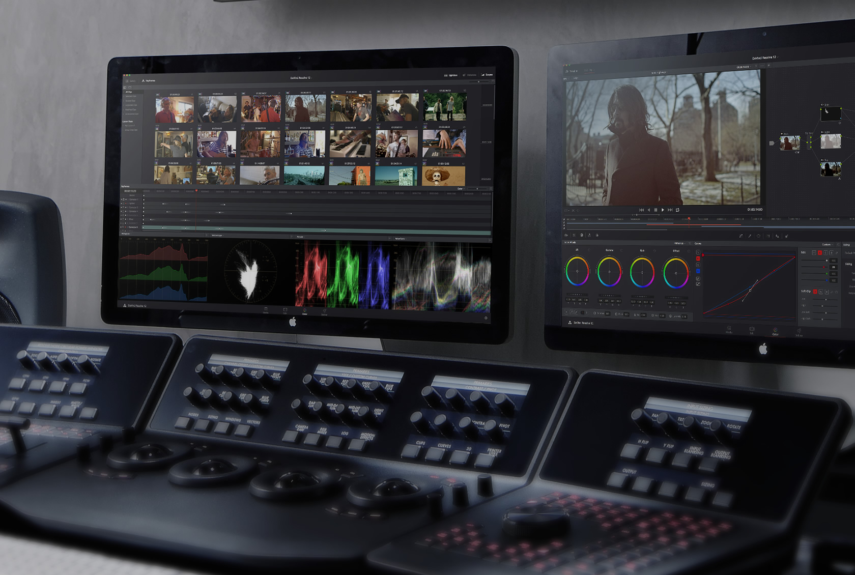 Davinci Resolve is a game changer for the Post Production workflow